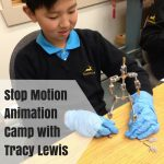 Stop Motion Animation Camp with Tracy Lewis @ Poplar Room at the Powell River Recreation Complex