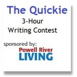 The Quickie - 3 Hour Writing Contest @ First Credit Union Community Room
