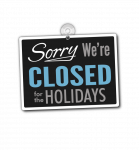 Stat Holiday - Closed