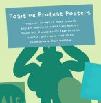 Positive Protest Poster Workshop for Teens with Luke Ramsey