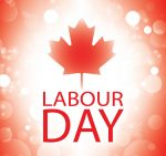 Labour Day - Library Closed