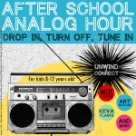 Postponed: After School Analog Hour @ Rotary Maker Space