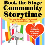 Book the Stage Community Storytime @ Anne Woznow Children's Reading Room