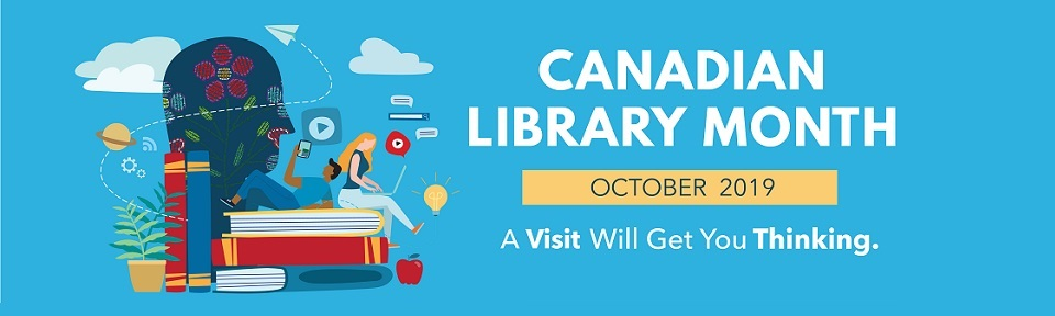 October 2019 library month