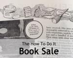 Book Sale - DIY theme