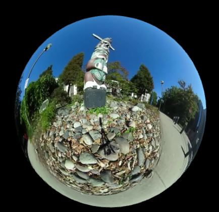 The Art of 360 Photography with Gregoire Dupond @ Powell River Public Library