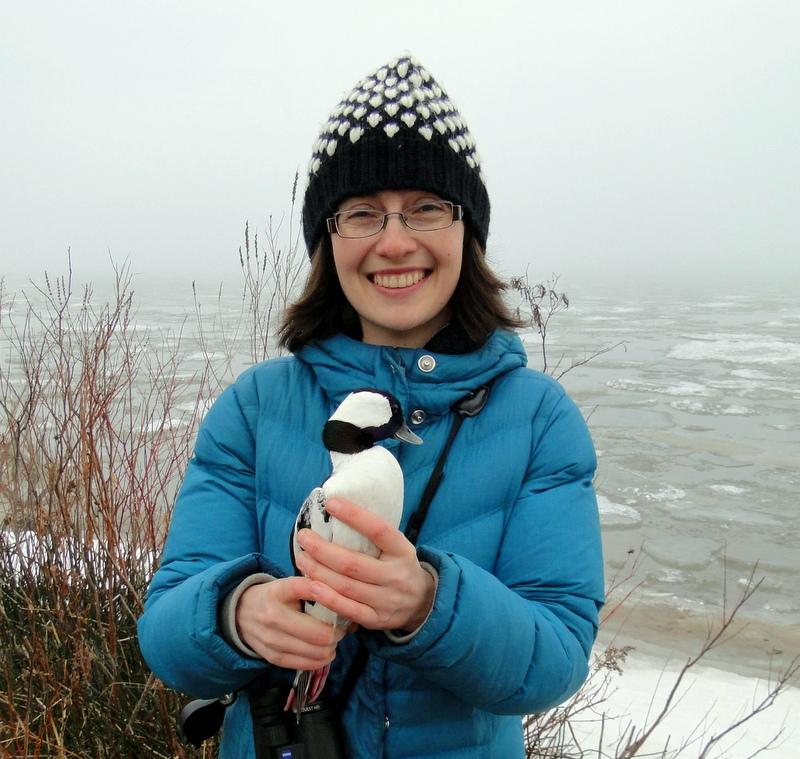 "Julia Zarankin presents ""Field Notes from an Unintentional Birder: Memoir"" @ Zoom"