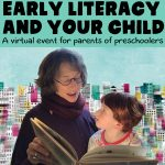 Early Literacy and Your Child @ on Zoom