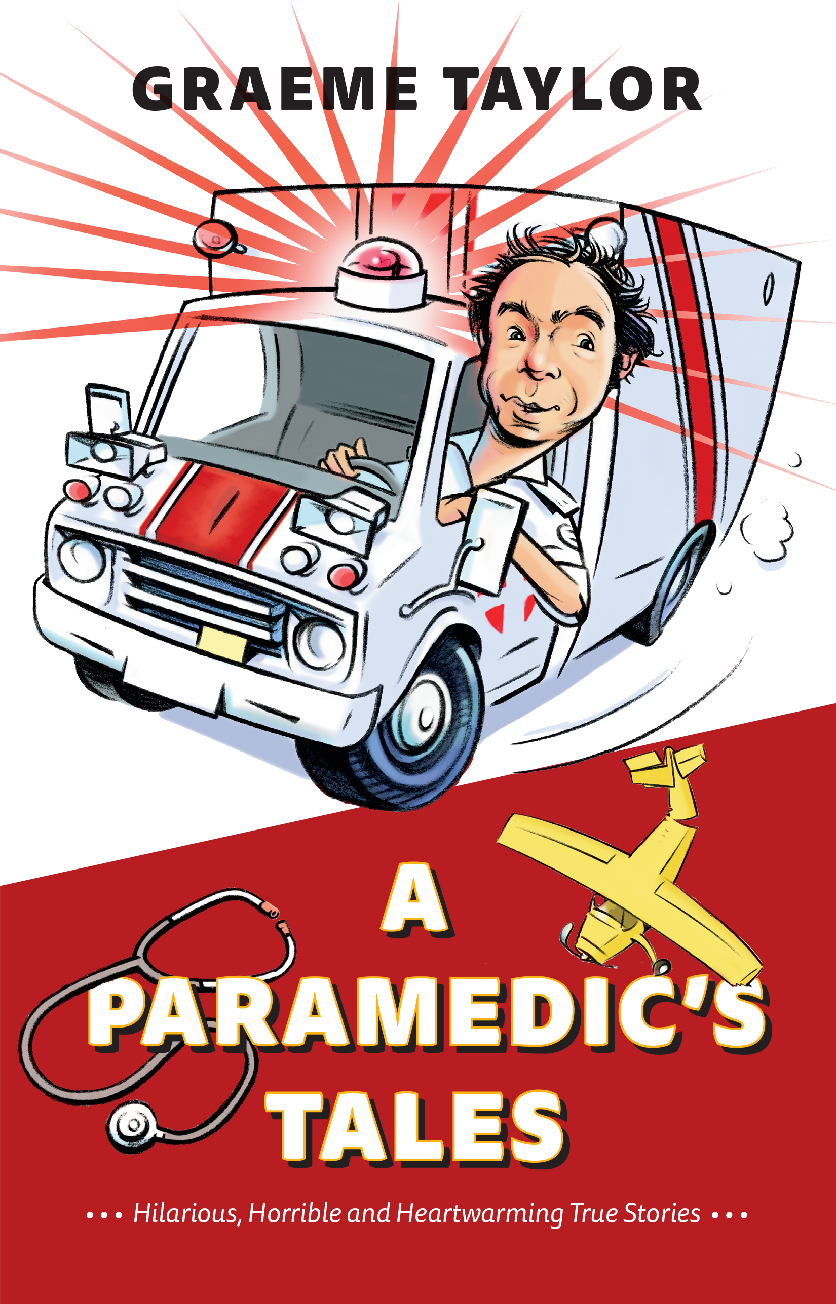 A Paramedic's Tales - from the humorous to the horrific @ Zoom