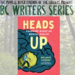 2021 BC Writers Series presents Melanie Siebert @ Virtual