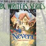 2021 BC Writers Series presents Sara Cassidy @ virtual