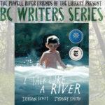 2021 BC Writers Series presents Jordan Scott & Sydney Smith @ Virtual