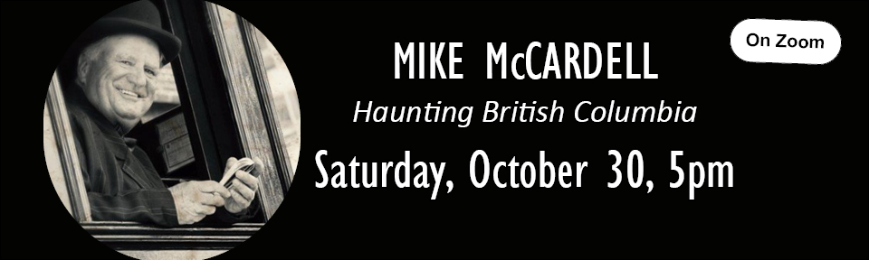 Mike McCardell - Haunting British Columbia